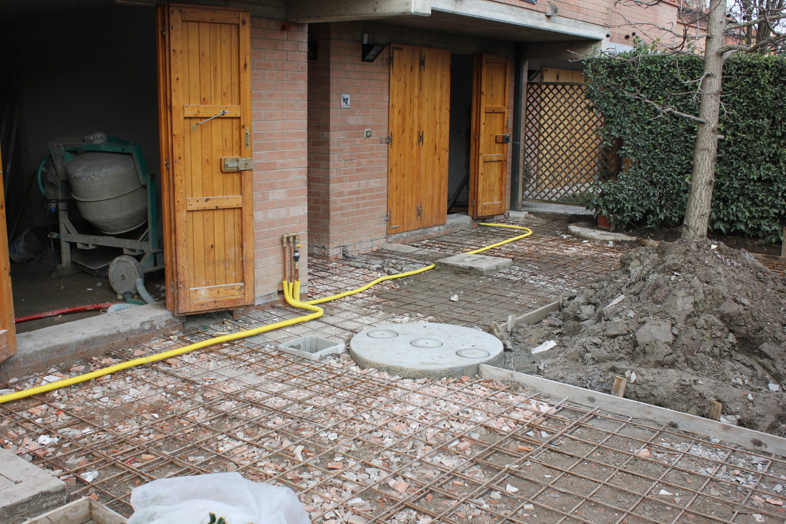 Ristrutturazione abitazione privata Ferrara